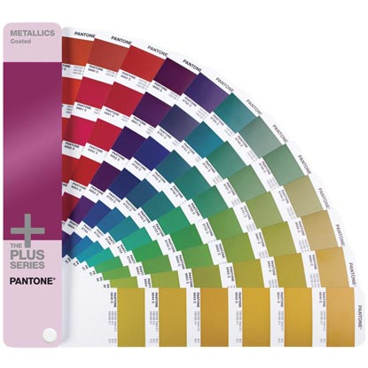 Веер Pantone METALLICS Coated, 301 цвет типа